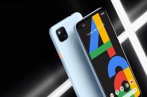 Google Pixel 4a Barely Blue 'da sınırlı sayıda yayınladı