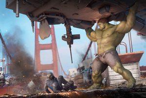 Marvel's Avengers : ABD'ye saldırı, gizli örgütler ve Yenilmezler'in dağılması