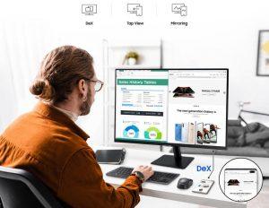 Samsung Smart Monitör : Bilgisayar ve TV Fonksiyonlu Akıllı Monitör