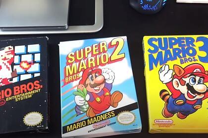 Super Mario 3 Bros.