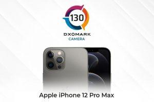 DxOMark : iPhone 12 Pro Max, Apple'ın en iyi kameralı telefonu, ancak rakipler arasında en iyisi olmaktan uzak