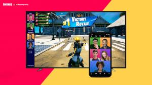 PlayStation ve PC'de Fortnite'ta görüntülü sohbet