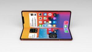 Apple, iPad mini'yi 2022'de katlanabilir iPhone ile değiştirecek