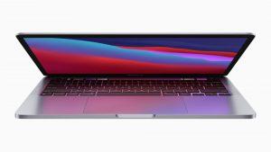 MacBook Pro tescilli bir M1 işlemciye geçti