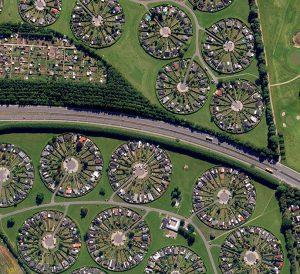 Neden dünyada yuvarlak evler, oteller ve adalar inşa ediyorlar?