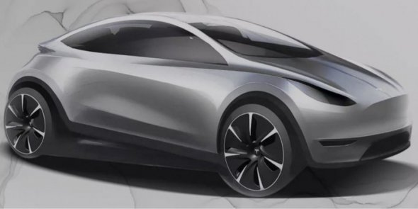 Tesla Avrupa için ucuz bir hatchback