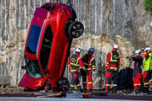 Volvo 'dan İlginç Güvenlik Testi