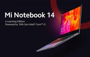 Xiaomi Mi Notebook 14 'ün yeni bir sürümünü yayınladı