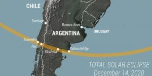 14 Aralık'ta Dünya'nın bir kısmında güneş tutulması olacak