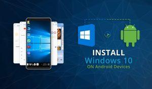 Windows 10 Android uygulamalarını çalıştırma yeteneğine sahip oldu