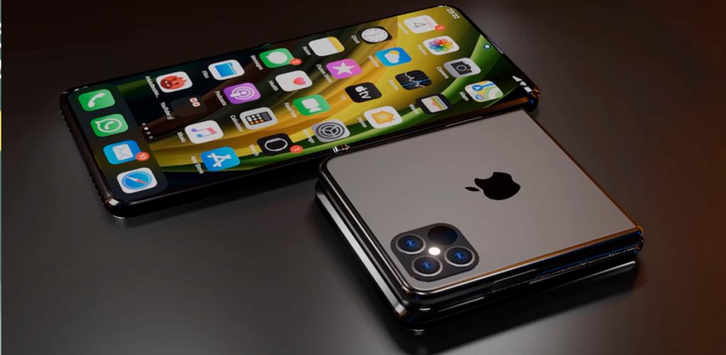 Apple katlanabilir bir iPhone geliştirmeye başladı