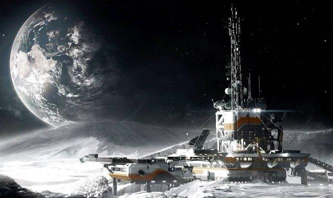 Ay bilimsel istasyonu