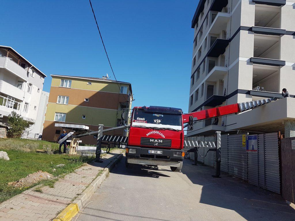 Kiralık Asansör İstanbul